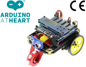 EMoRo Robot Kit is ideal for robotics competitions and teaching in a school environment
