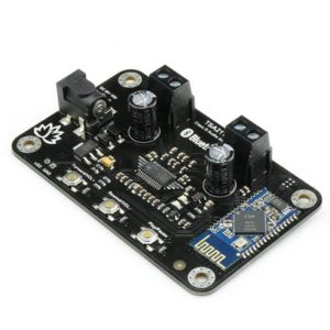 2 x 8 Watt Class D Bluetooth Audio Amplifier Board