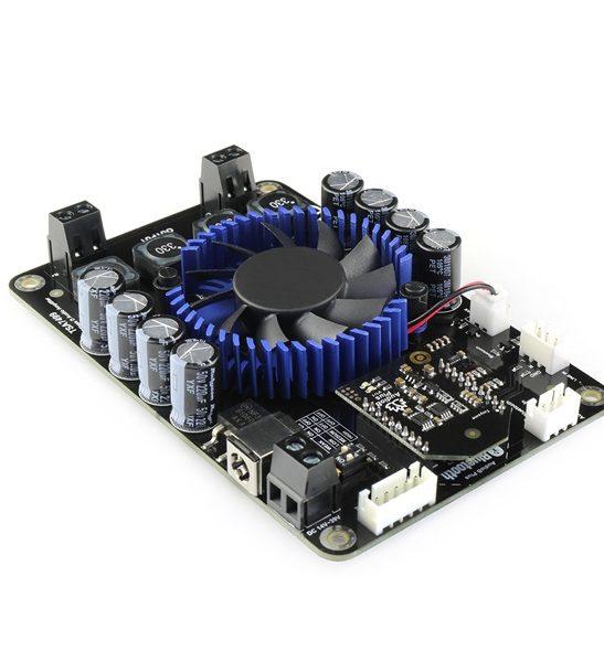 2 x 100W Class D Bluetooth Audio Amplifier Board