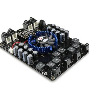 4 x 100W Class D Bluetooth Audio Amplifier Board