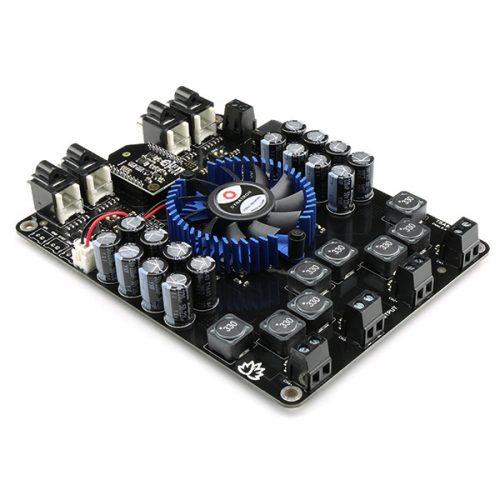 4 x 100W Class D Bluetooth Audio Amplifier Board