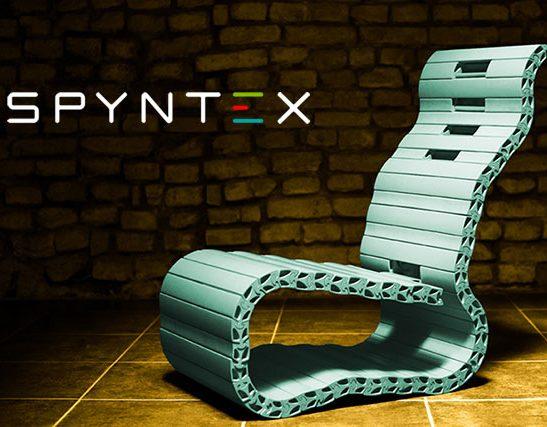 SPYNTEX Insanely Versatile Furniture with Intelligent Design for Modern Living