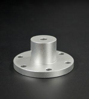 Aluminum key hub