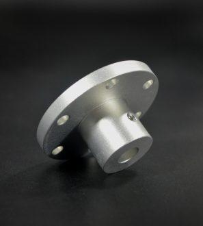 3/8″ aluminum key hub 18081