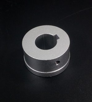 12mm Key hub for 127mm Aluminum single Omni wheel 18041