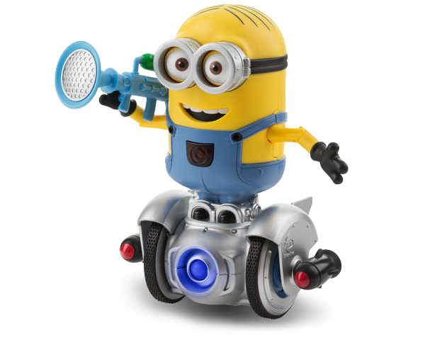 Your Own Personal Minion Robot Toy by Oz Robotics