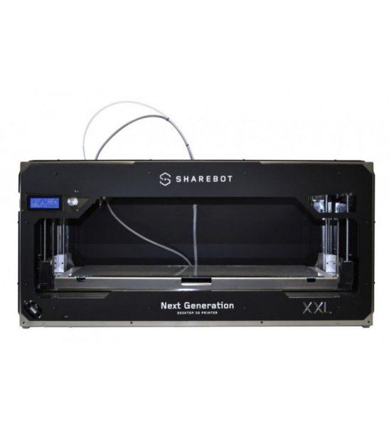 Sharebot XXL Desktop 3D Printer with Large Printing Area