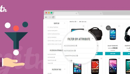 Ajax Product Filter Plugin for WooCommerce