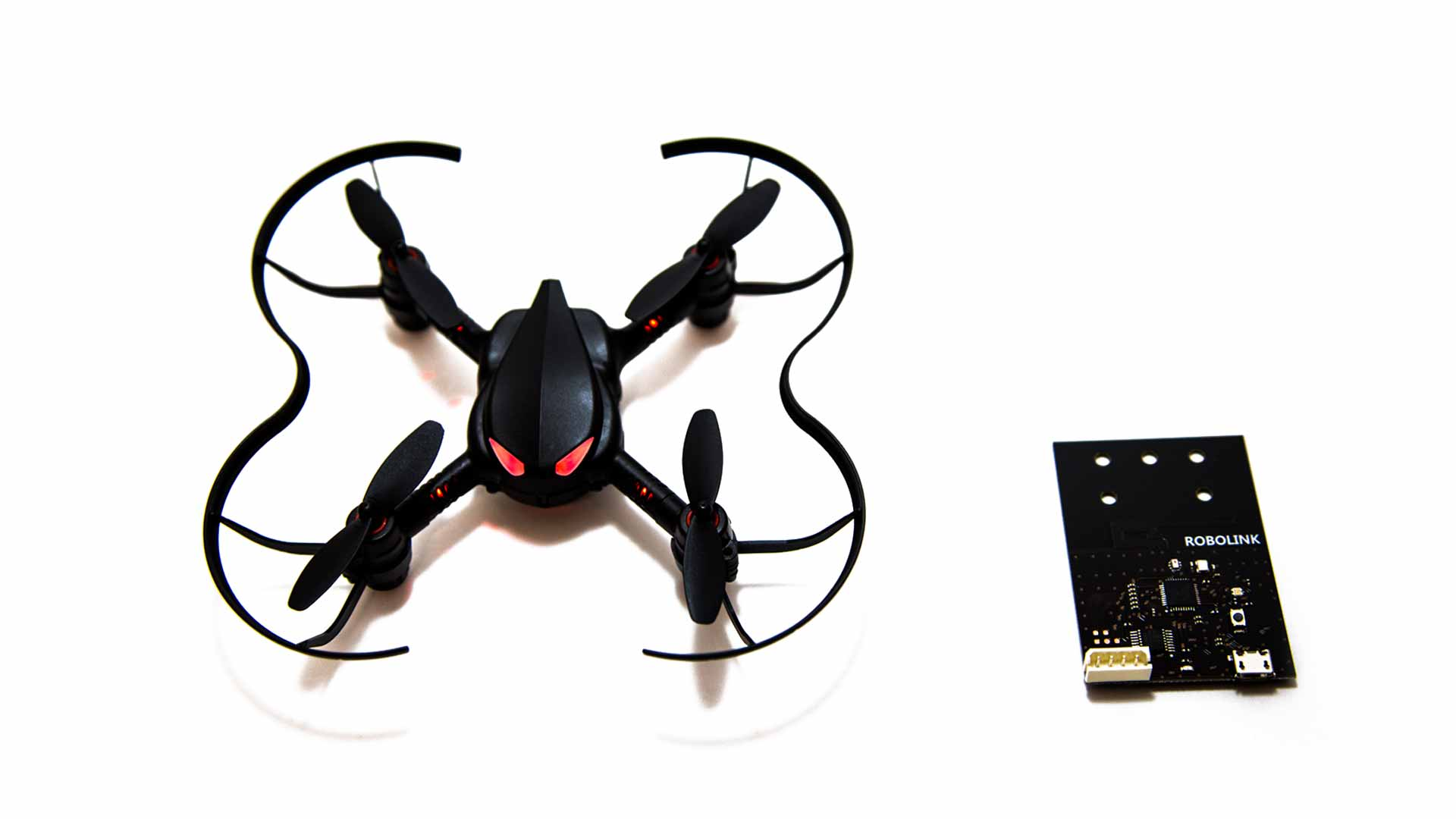 A Drone for Those Who Want a Simple Intro to Programming