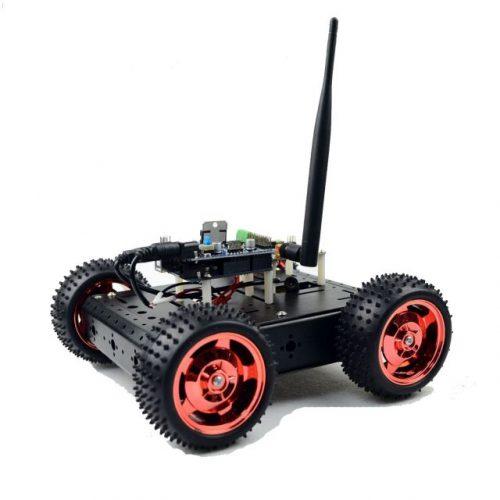 UniHobby Elite HB300 4WD WiFi Robot Car Kit, HD Camera Robotic Car