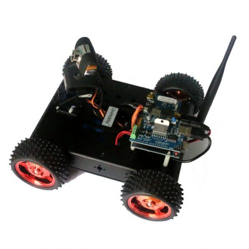 Wd robot car chassis kit maximum load kg