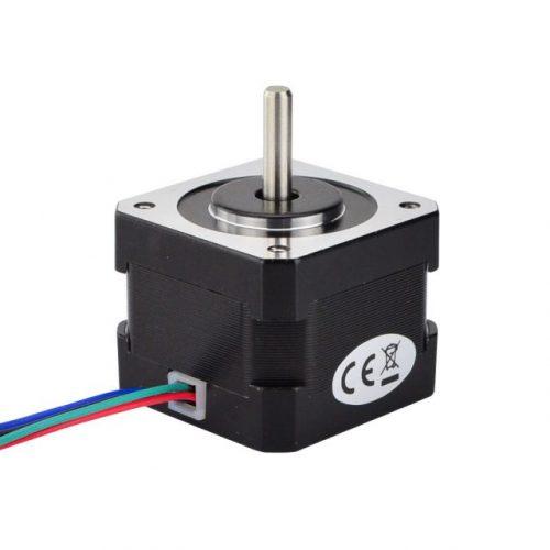 Motor 12v nema 17 bipolar for 3d printer diy cnc for 4 wire bipolar stepper motor