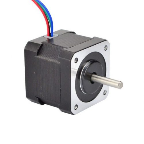 Bipolar stepper motor 2a 42x40mm 4 wires with 1m cable and for Nema 42 stepper motor datasheet