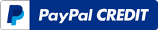 Pay now or pay over time with PayPal Credit.