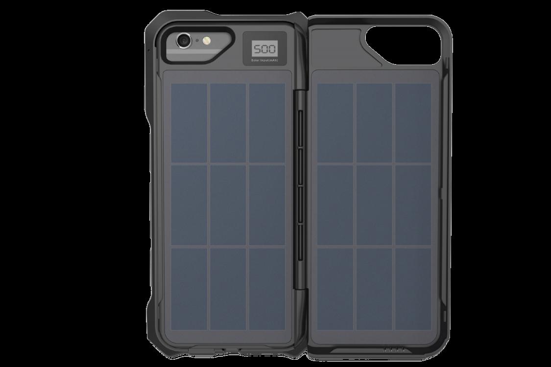 san francisco 00ab5 e3e84 Apple iPower Fusion iPhone Solar Multi-Charging Power Case