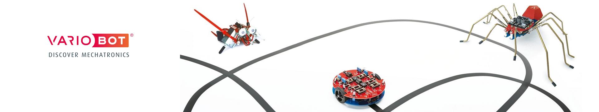 Varikabi - Variable Mini-Bot as a Plug-in Kit