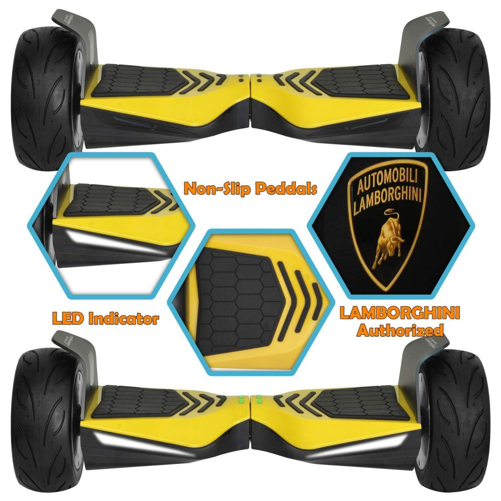 Self Balancing Scooter App Enabled Lamborghini Hoverboard Reducing Printed Circuit Board Segway Double Shop Owner Asiwo