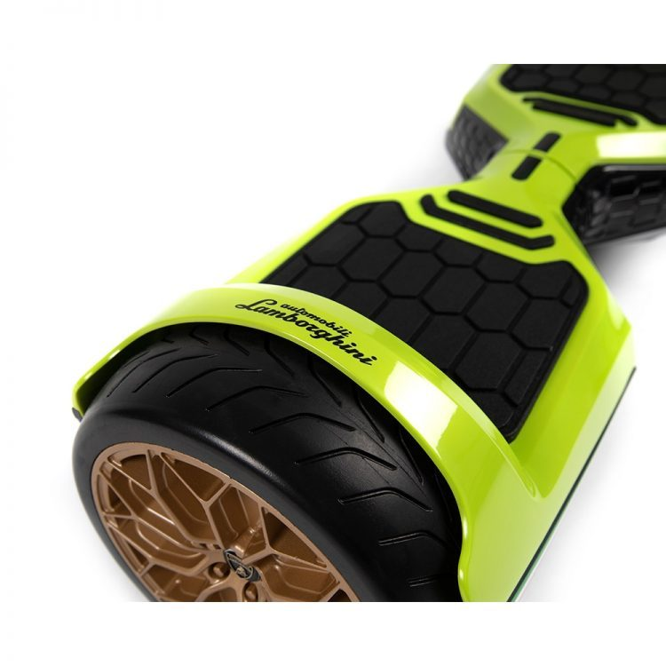 Self,Balancing 6.5\u2033 Off Road Scooter Lamborghini Hoverboard with Bluetooth  and App Made for Kids