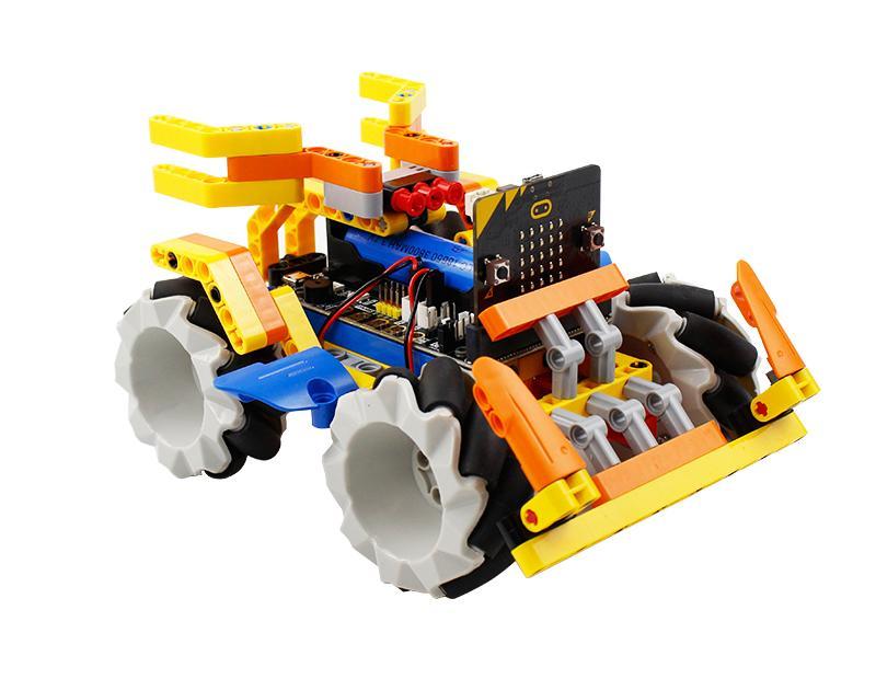 niHobby-programmable-Omnibit-smart-robot-car-with-Mecanum-Wheel